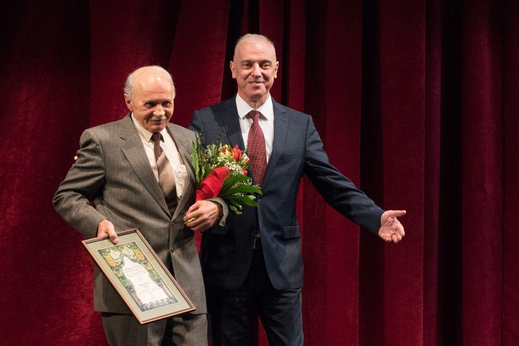 Haszmann Pál Péter kapta a Háromszék kultúrájáért díjat