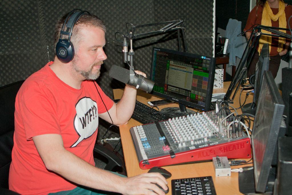 Fiatal rádiósokat várnak