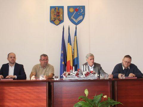 Ülésezett a megyei tanács