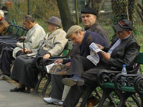 Emelkedett az átlagnyugdíj