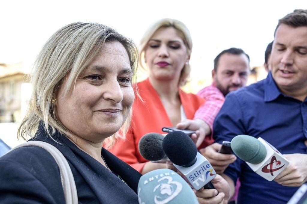 Mihaiela Moraru Iorga. Lerántotta a leplet a maffiáról?