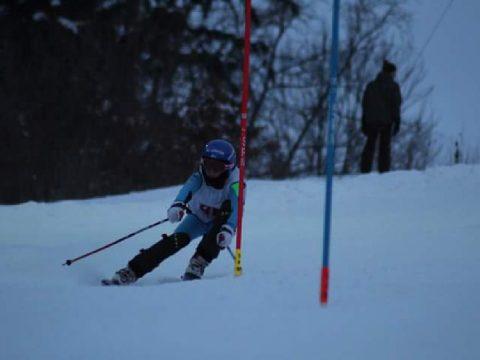 Kissomlyó-kupán a Ski Team