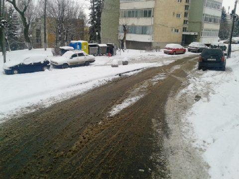 Elegendő a hóoldószer