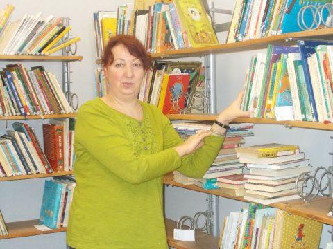 Megújulóban a városi könyvtár