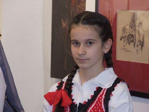 Sikeres erdővidéki diáklány