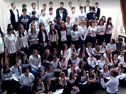 Diákkórusok versenye
