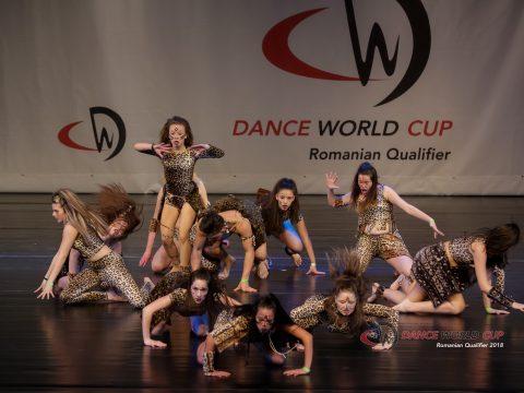 Bizonyítottak a táncoslábúak