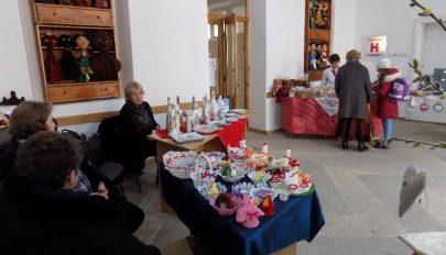 Húsvéti vásár Baróton