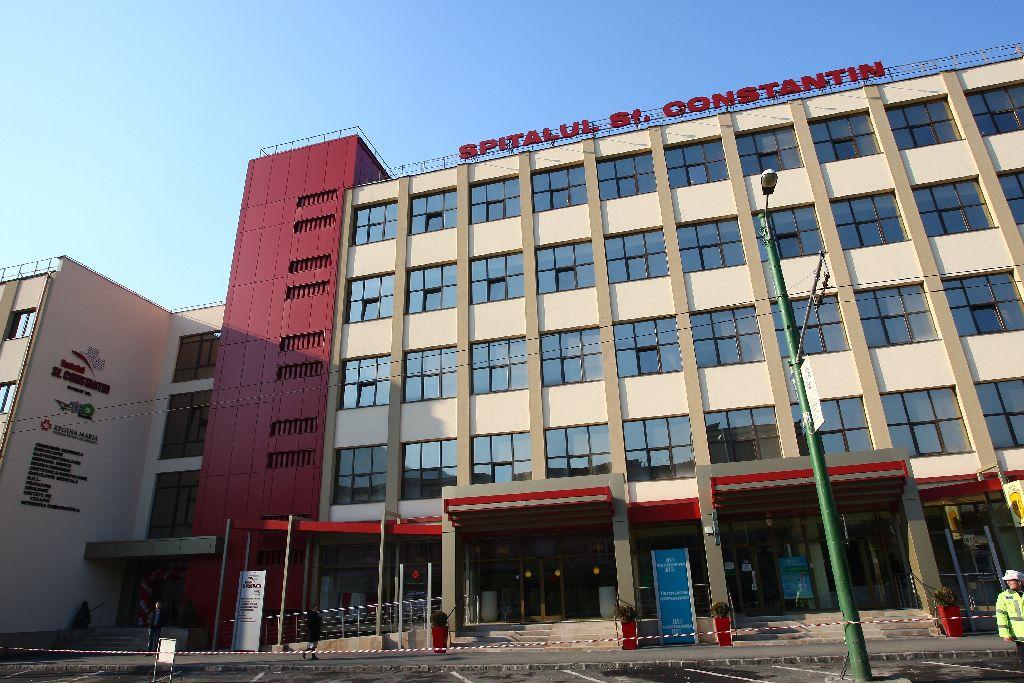 A brassói Sf. Constantin magánkórház (a Regina Maria hálózat része). Sajnos, sok háromszéki is kényszerlátogatója