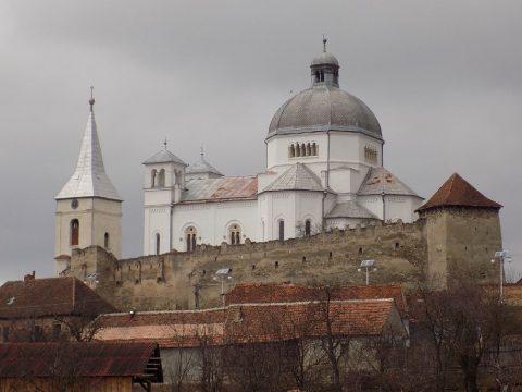 A bölöni várat a németek is lőtték