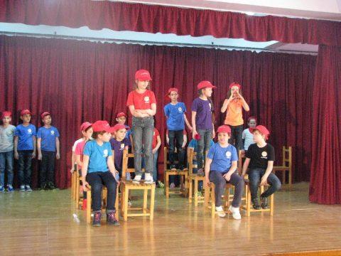 Gyermekszínjátszó találkozó