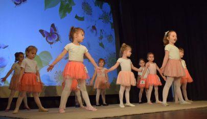 Kis táncosok versenye