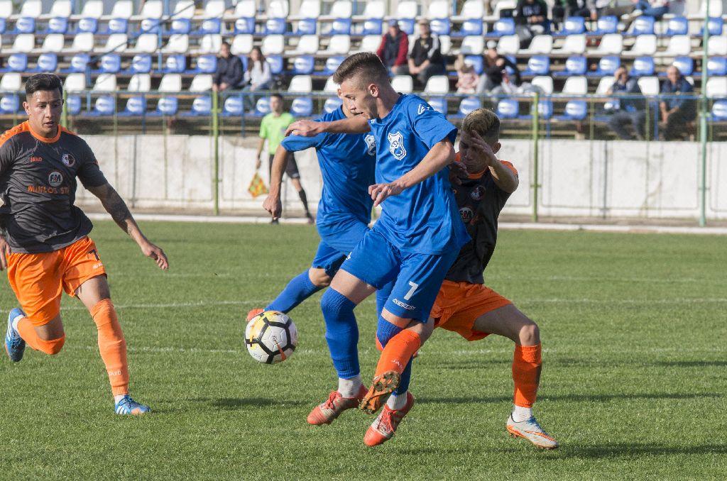 Hiába lőtt három gólt a KSE, mégis kikapott Fotó: Tofán Levente (archív)