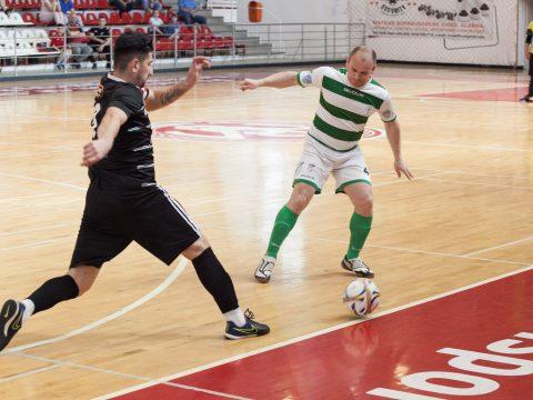 Szép Sepsi Futsal-győzelem