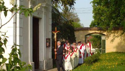 Szent-Adalbert napi búcsú