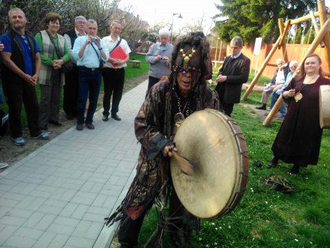 Sámán rituále Kovásznán