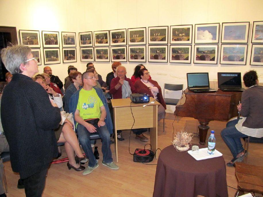 Erdővidék Múzeumában fotósorozat ismerteti Abosa és Bejke hétköznapjait