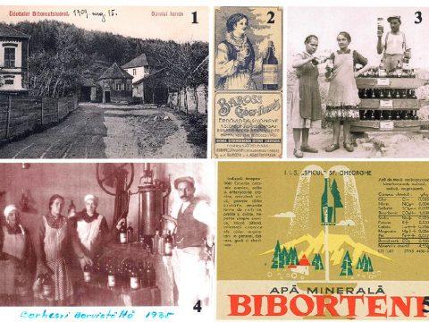 A régi Bibarcfalva képekben
