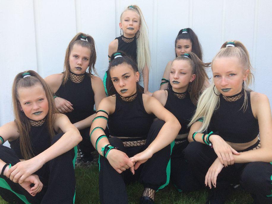 Világszínvonalú táncosok