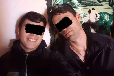 Boldog szerelmes pár illúzióját kelti a D. F. által a Facebookon megosztott fotó. Mi lehet a háttérben?