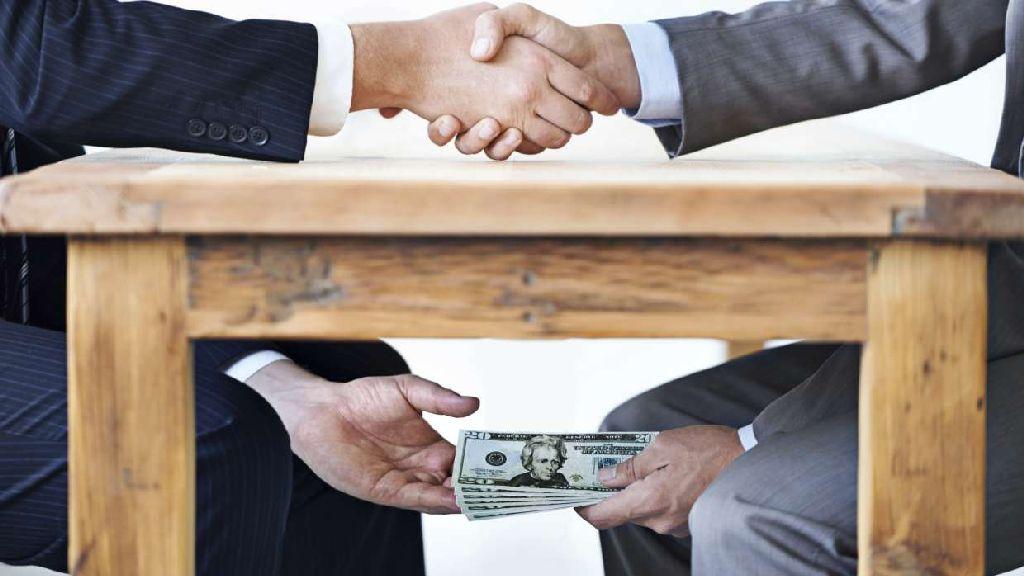 A mindennapi korrupció