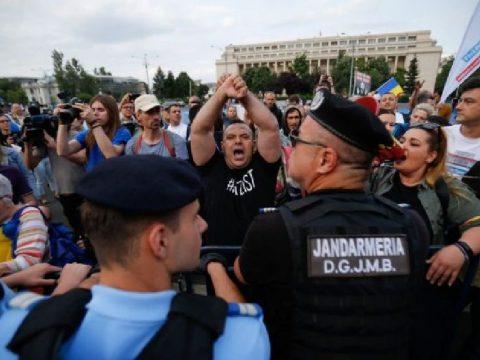 Tiltakozások országszerte