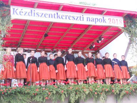 Falunapok Polyánban