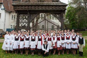 A Székely Mikó Kollégium Népi Együttese 2017-ben. Van utánpótlás és van jövő