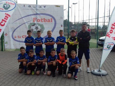 Kolozsváron rúgtak labdába