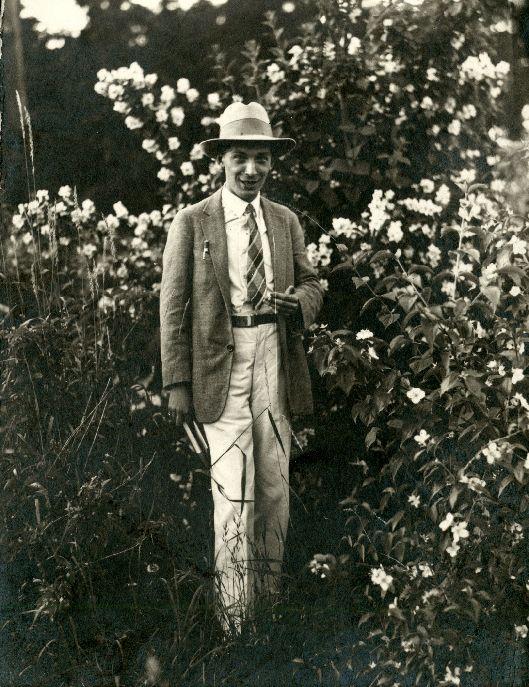 Dsida Jenő (Szatmárnémeti, 1907. május 17. – Kolozsvár, 1938. június 7.) erdélyi magyar költő Fotó: Petőfi Irodalmi Múzeum