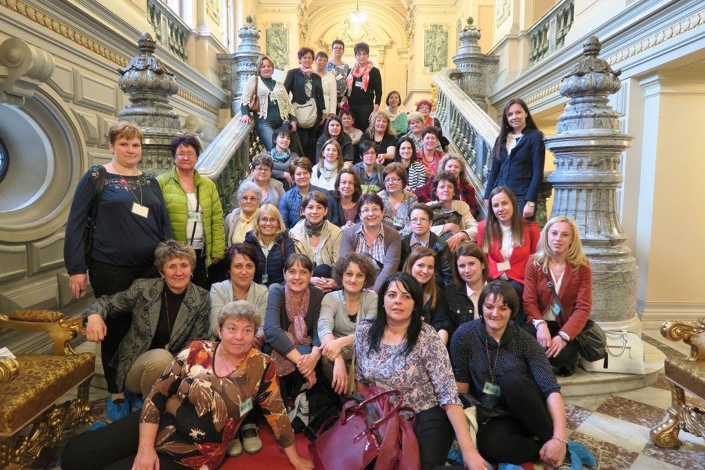 Az RMDSZ háromszéki nőszervezete 2014-ben alakult, azóta megyeszerte igyekszenek tenni a nőkért