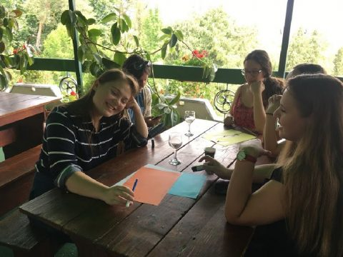 Nemzetközi ifjúsági képzés
