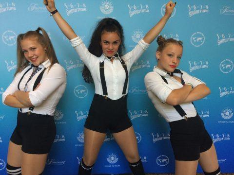 Vb-bravúr a táncos triónak