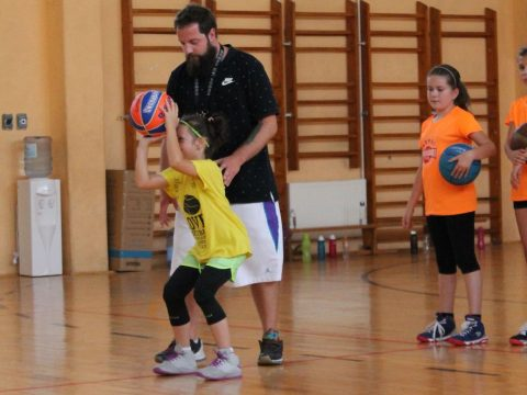 A jövő kosárlabdázói