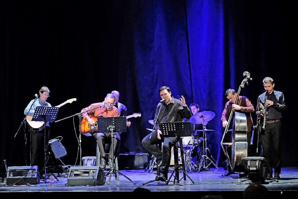 A Mácsafej zenekar jubileumi koncertje Fotó: Codra Botond