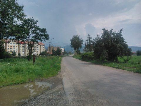 Javítják az Állomás utcát