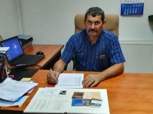 Domokos Ference polgármester a beruházásokról számolt be