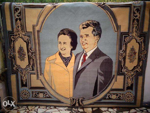 Perzsaszőnyeg Ceaușescuval. Érdekli?