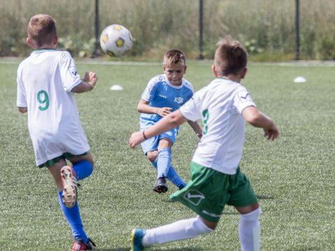 KSE Kids: mert focizni jó!
