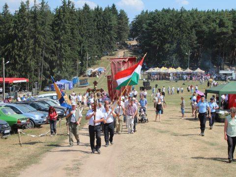 Magyar ünnep Kézdiszéken
