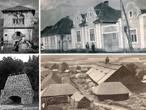 Háromszék iparának képi emlékei