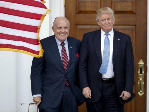 Giuliani figyelmeztetése
