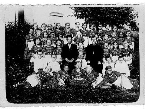 1939 nyarán történt a Perkőn