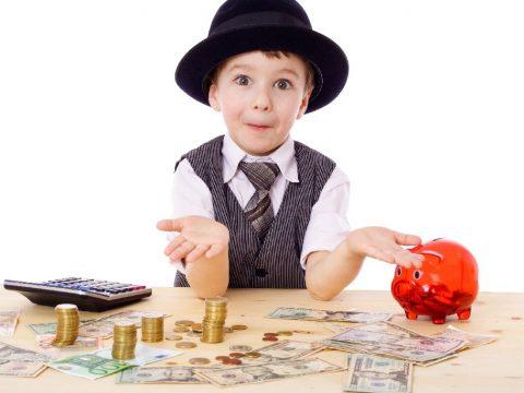 Pénzügyi oktatás kisdiákoknak
