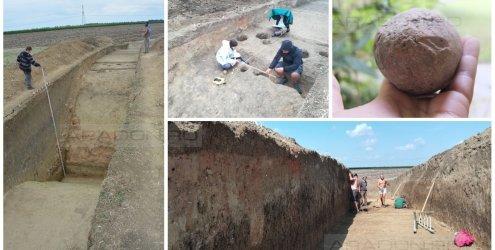 Bronzkori várra és palotára bukkantak