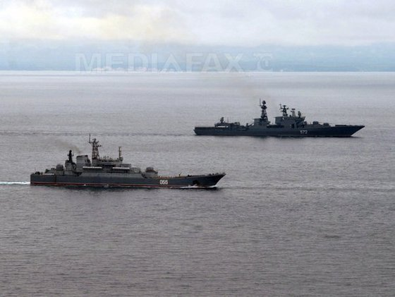 Fekete-tenger: rakétát lőtt ki az orosz flotta