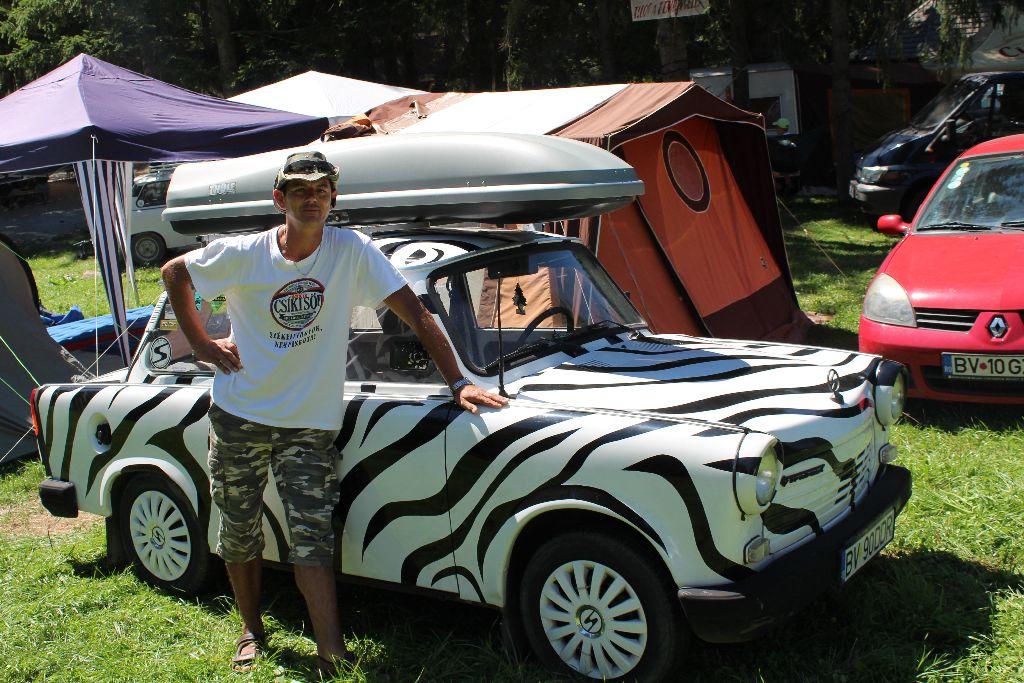 Khumba a Trabant: egy kislány álma vált valóra
