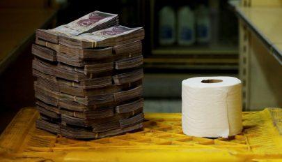 Így néz ki a venezuelai hiperinfláció