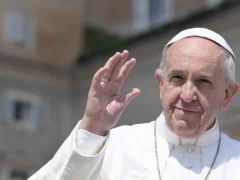 Ferenc pápa: a szex Isten egyik ajándéka