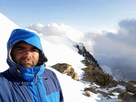 Egyedül a Mont Blanc-ra
